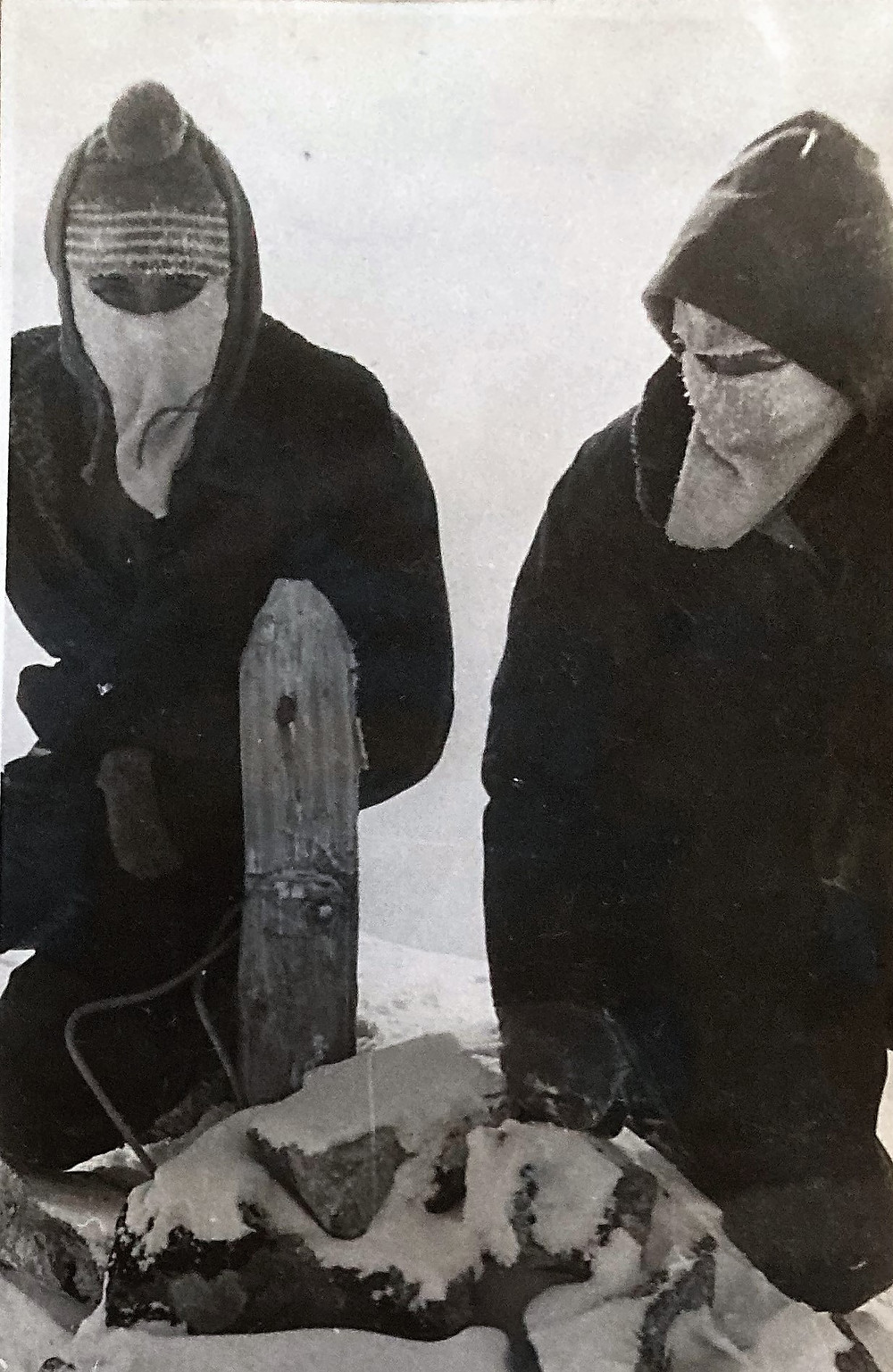 Вершина хребта Эзоп| skitour.club| Блог Сергея Чеботова