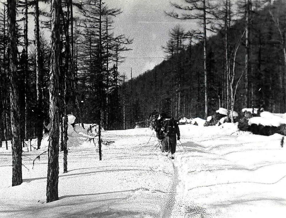 Реки Уджаки| skitour.club| Блог Сергея Чеботова