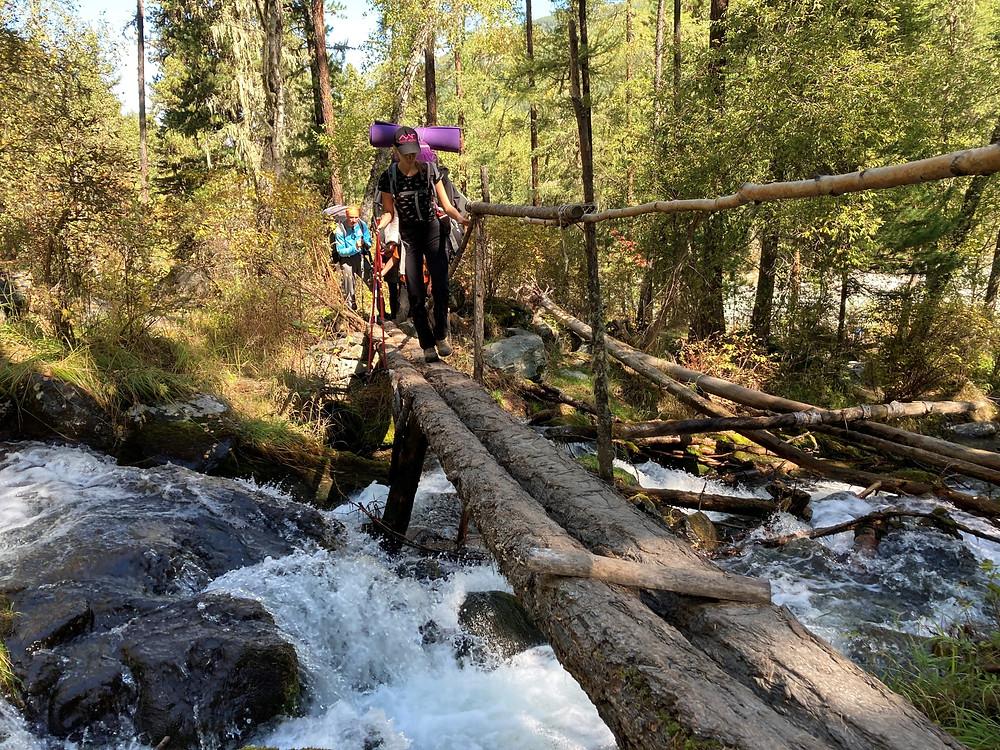 Горная река| skitour.club| Блог Сергея Чеботова
