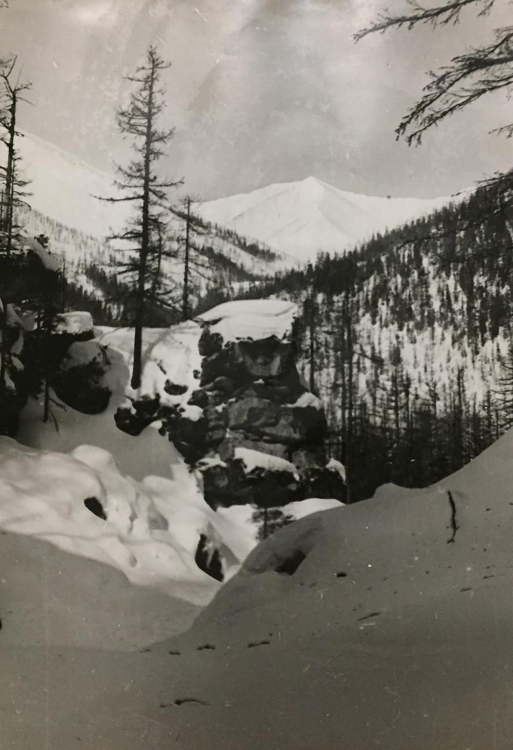 Хребет Дуссе-Алинь| skitour.club| Блог Сергея Чеботова
