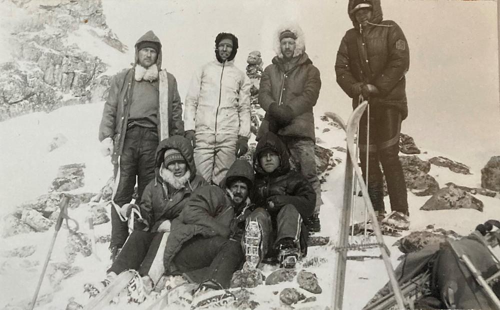 У тура на перевале Аюмкан|| skitour.club| Блог Сергея Чеботова