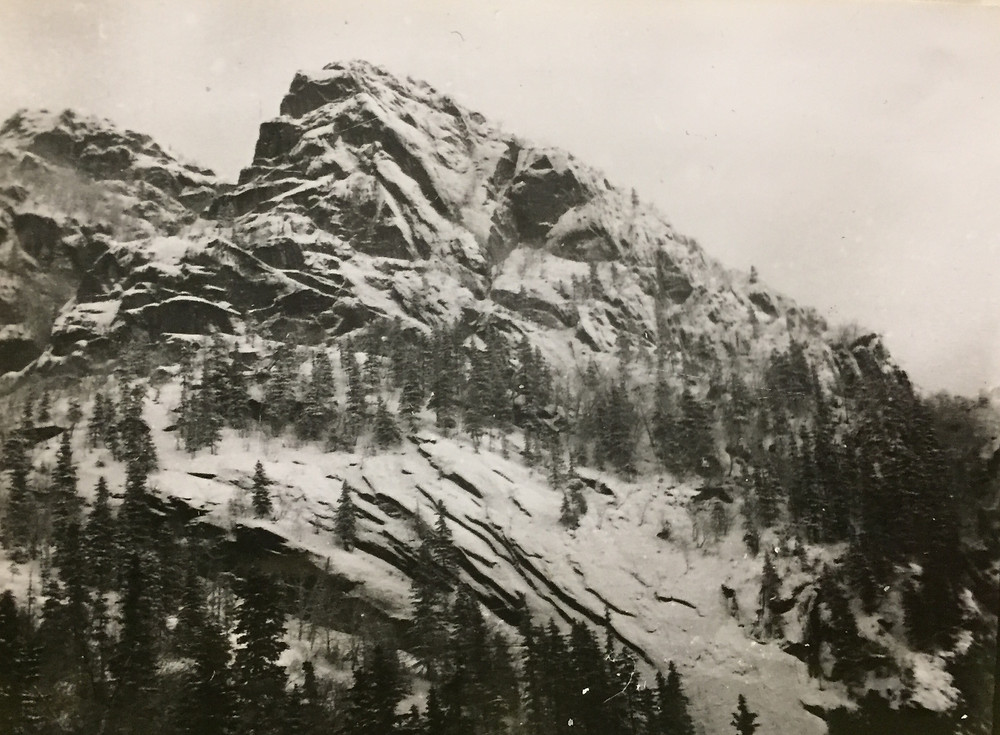 Скалы на реке Курайгагна| skitour.club| Блог Сергея Чеботова