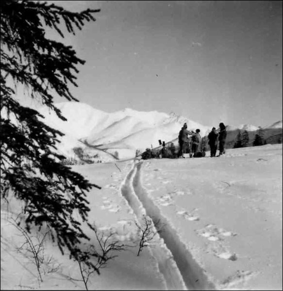 Хребет Ям-Алинь  skitour.club  Блог Сергея Чеботова