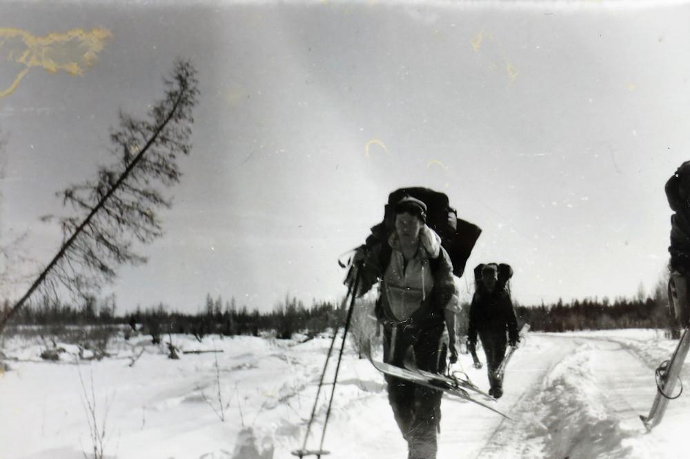 Зимняя дорога| skitour.club| Блог Сергея Чеботова