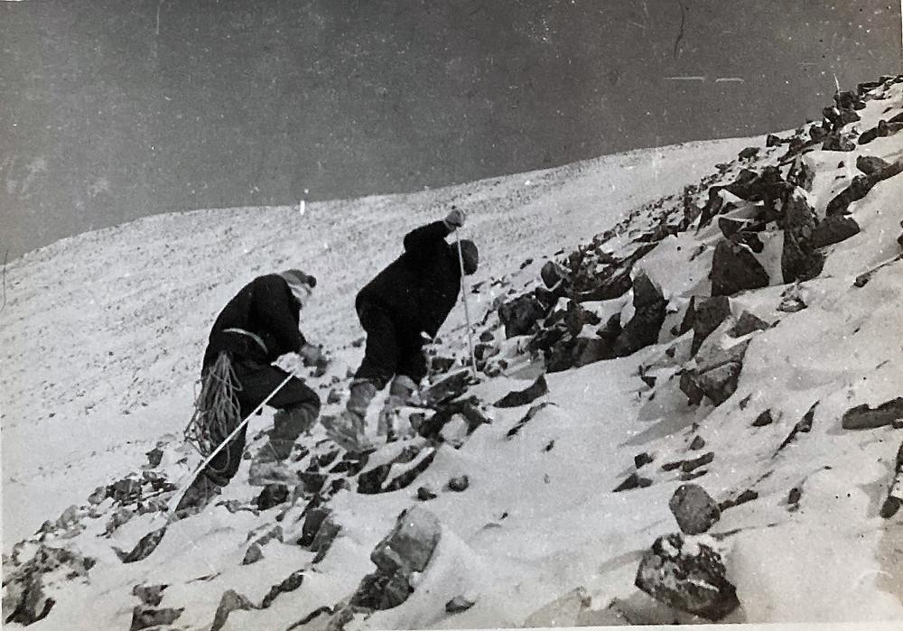 Перевал Эзоп| skitour.club| Блог Сергея Чеботова