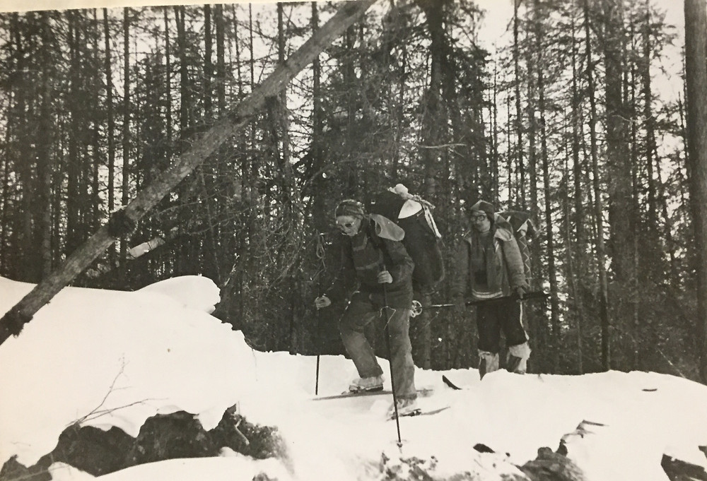 Река Левая Бурея| skitour.club| Блог Сергея Чеботова