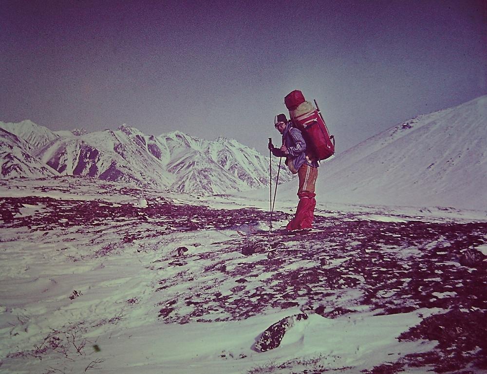 Водораздел между Чукчей и Бугчаном| skitour.club| Блог Сергея Чеботова