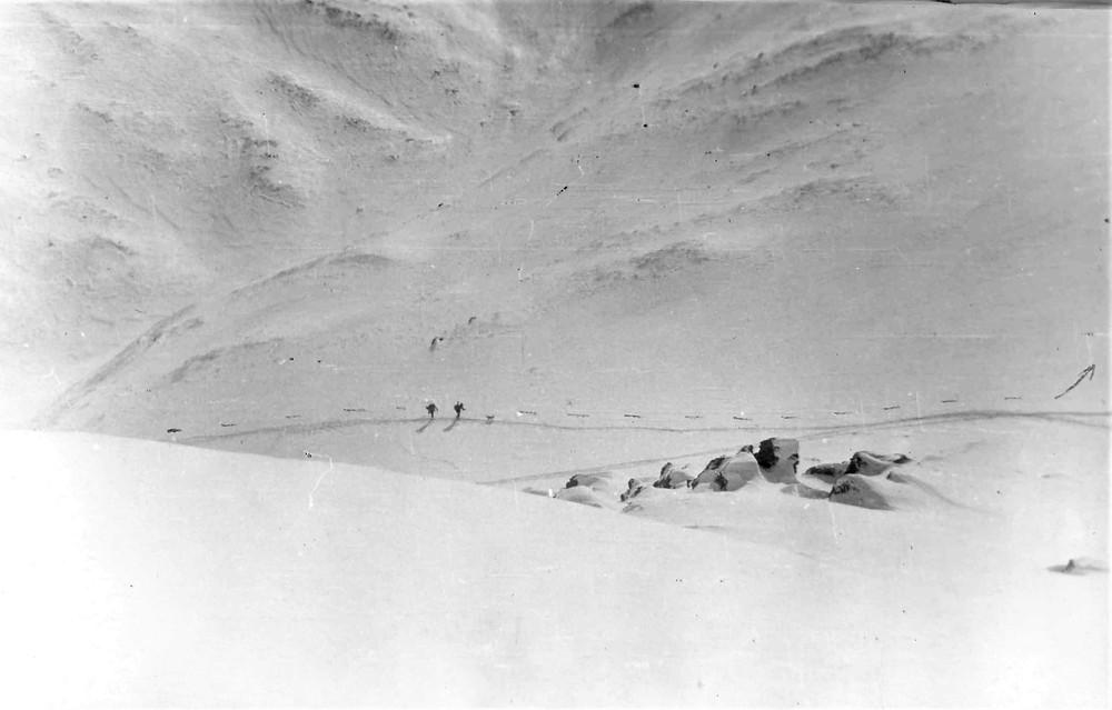 Подъем на Буреинский хребет| skitour.club| Блог Сергея Чеботова
