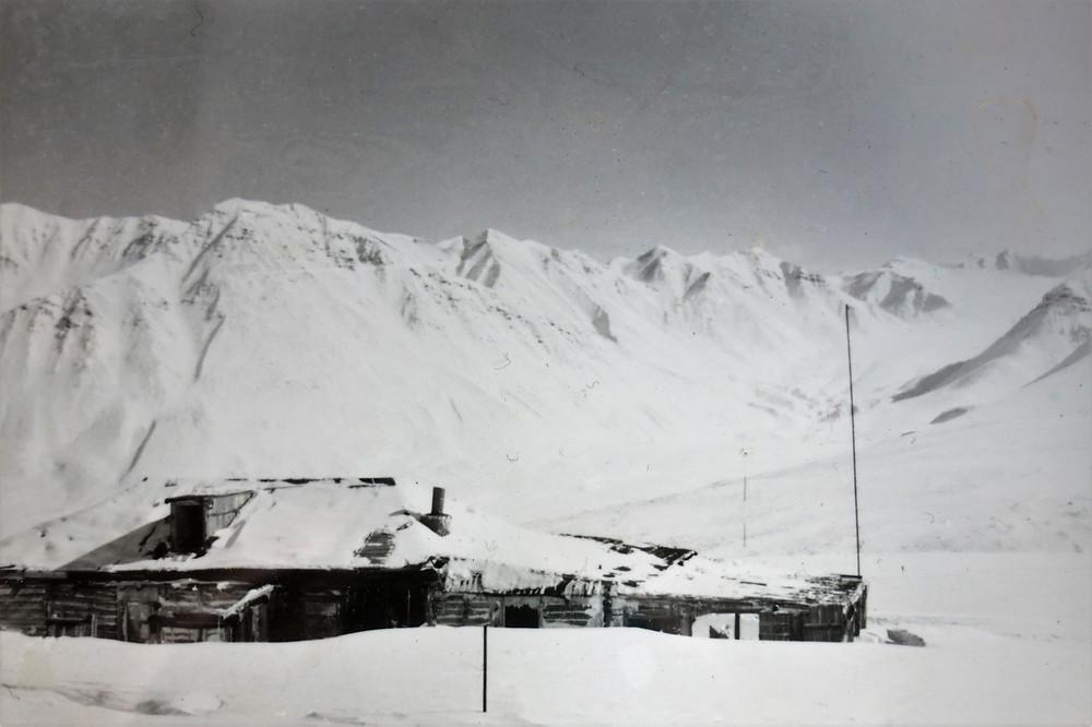 Здания бывшей ГМС| skitour.club| Блог Сергея Чеботова