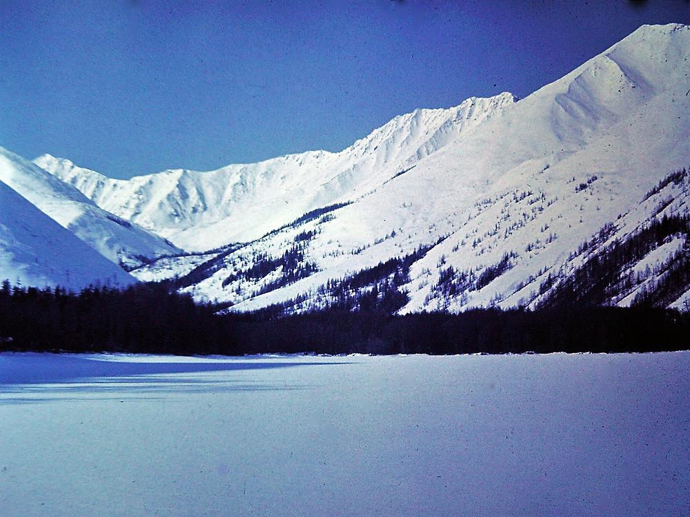 Озеро Омот, Баджал| skitour.club| Блог Сергея Чеботова