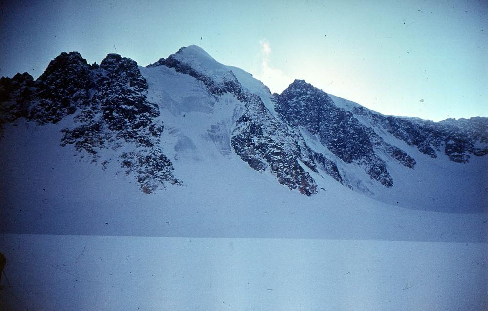 Вершина Белый Парус| skitour.club| Блог Сергея Чеботова
