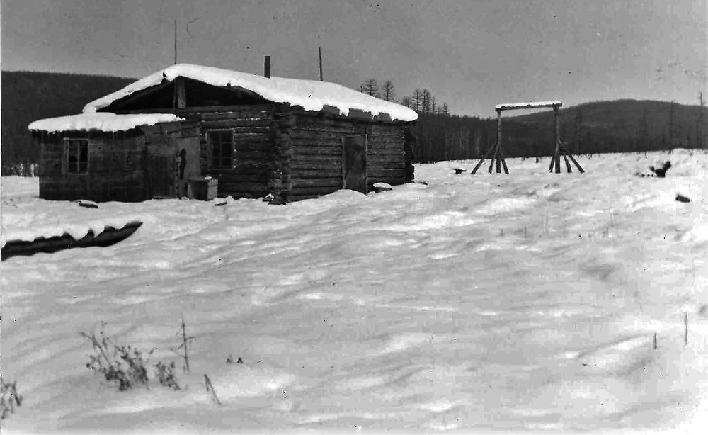 Поселок старателей  skitour.club  Блог Сергея Чеботова