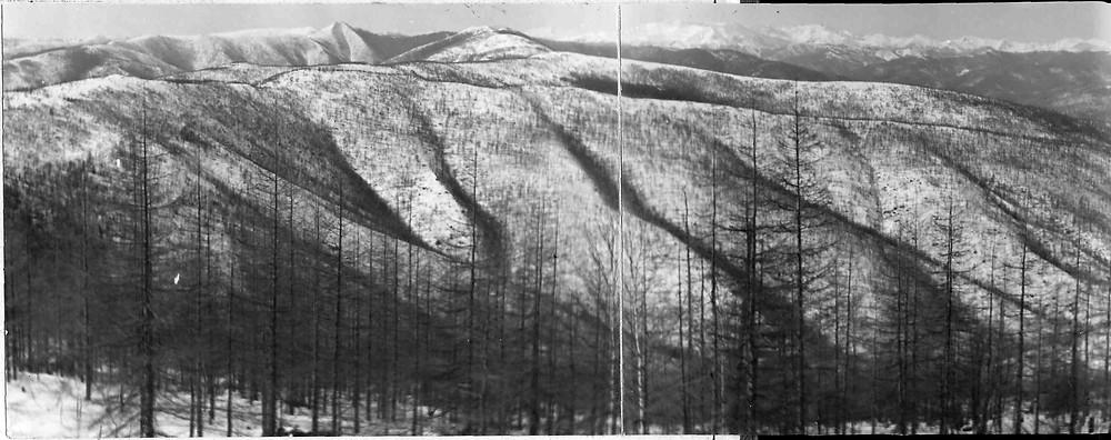 Перевал хребет Ям-Алинь  skitour.club  Блог Сергея Чеботова