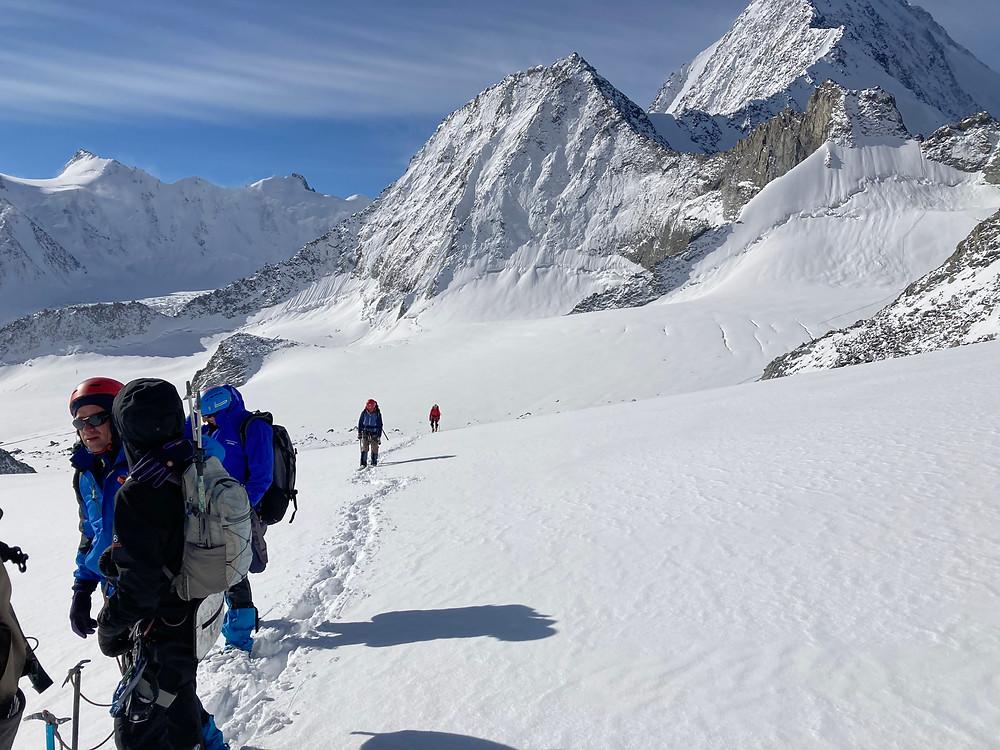 Пик Томских студентов| skitour.club| Блог Сергея Чеботова