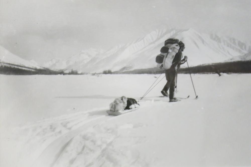 Долина реки Тыры| skitour.club| Блог Сергея Чеботова