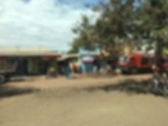 Пригород г. Аруша, Танзания