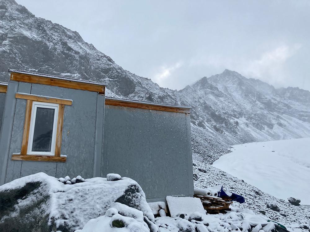 Приют Высотник| skitour.club| Блог Сергея Чеботова
