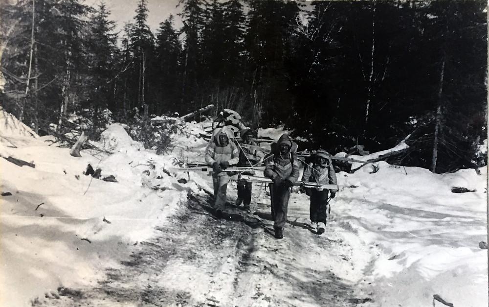 Зимник на реке Урми  skitour.club  Блог Сергея Чеботова