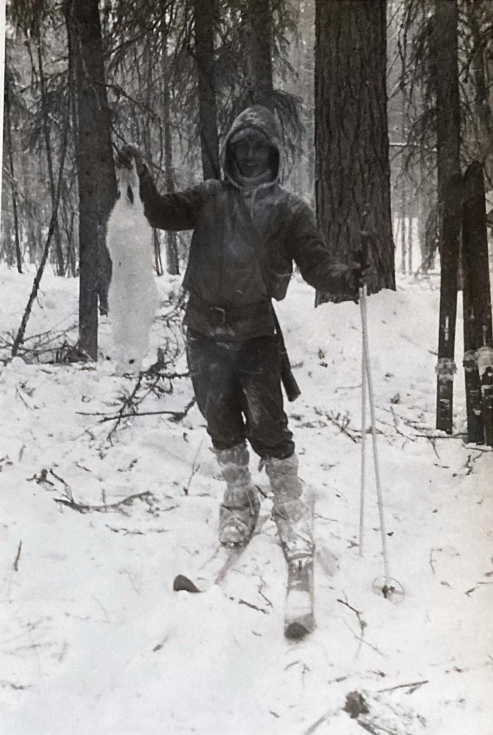 Охотник| skitour.club| Блог Сергея Чеботова