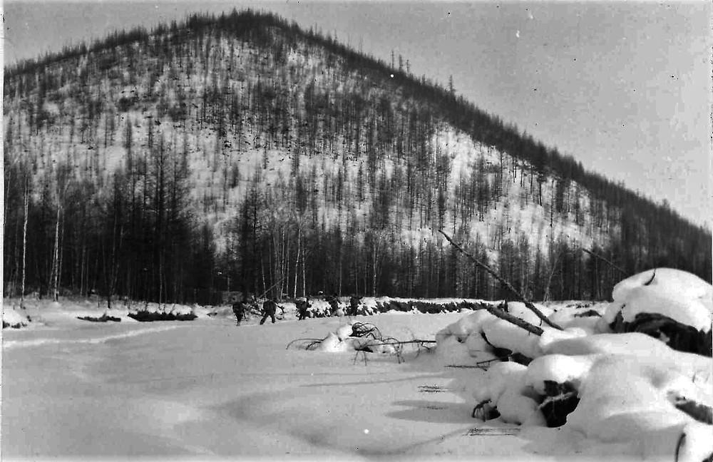 Река Эльгокан  skitour.club  Блог Сергея Чеботова