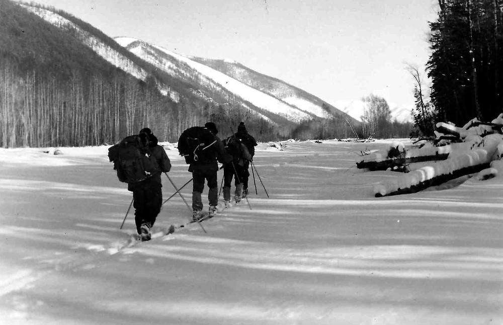 Река Тох-Урак  skitour.club  Блог Сергея Чеботова