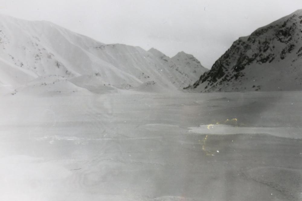 Озеро на перевале| skitour.club| Блог Сергея Чеботова