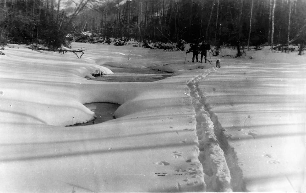 Промои ны на реке Сулук| skitour.club| Блог Сергея Чеботова