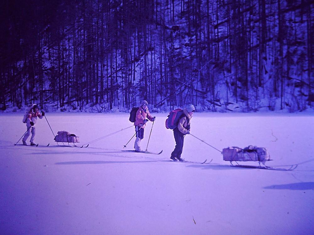 Река Баджал| skitour.club| Блог Сергея Чеботова