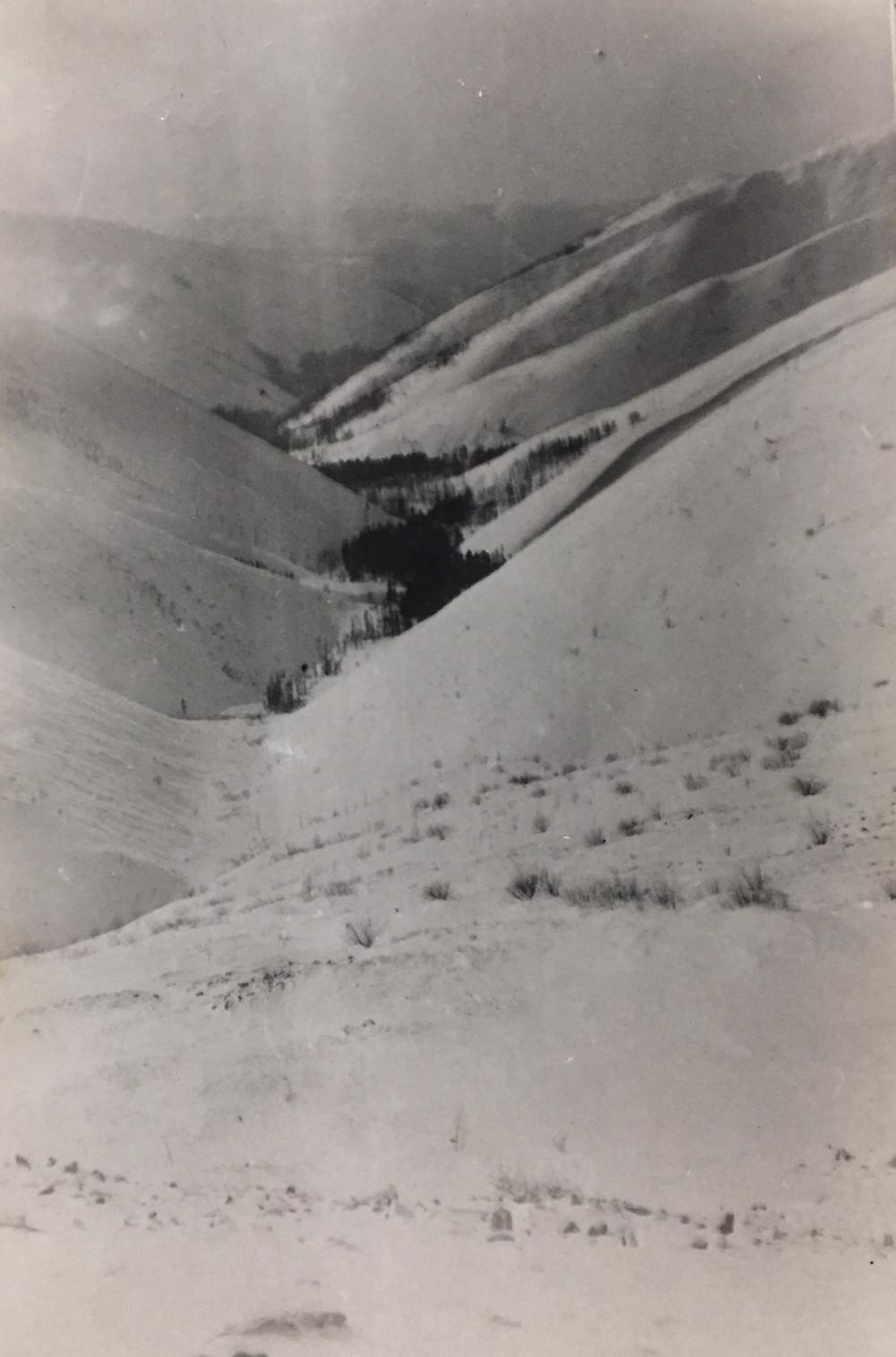 Река Эбкан| skitour.club| Блог Сергея Чеботова