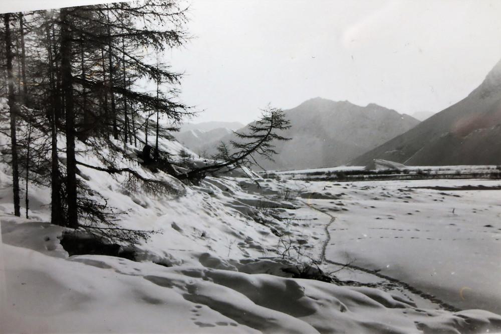 Долина реки Сунтара| skitour.club| Блог Сергея Чеботова