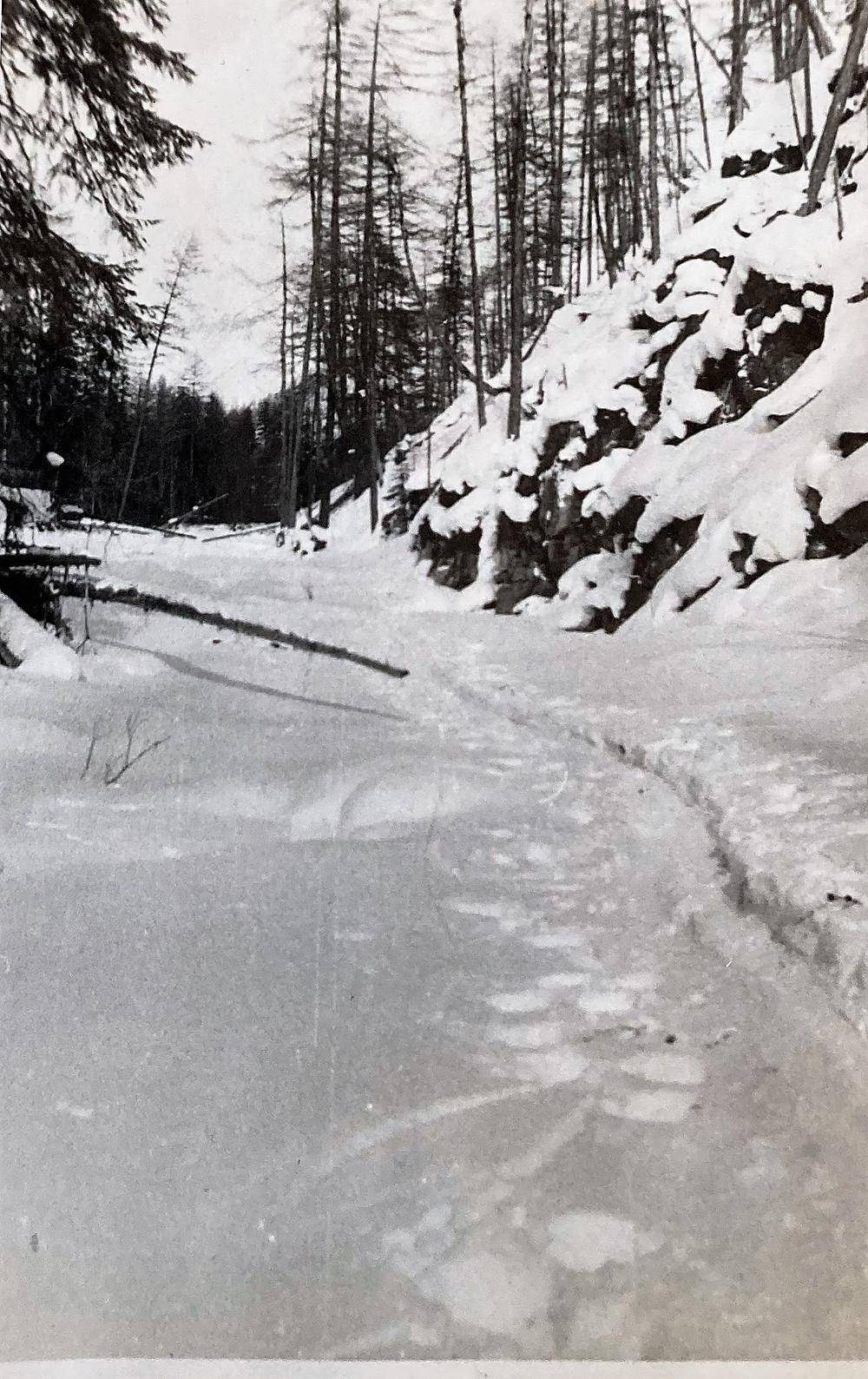 Устье р. Ненантычаг.| skitour.club| Блог Сергея Чеботова