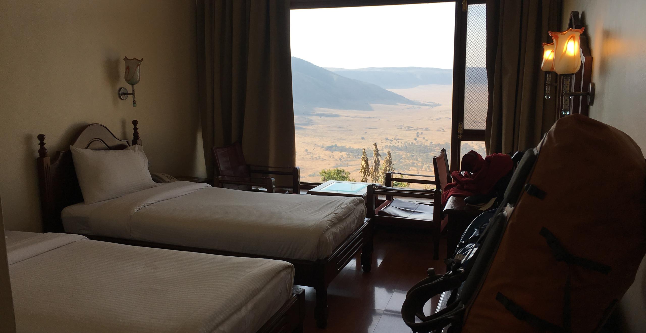 Ngorongoro Wildlife Lodge| skitour.club| Блог Сергея Чеботова