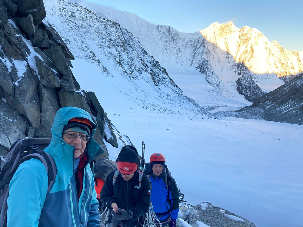 Вершина корона Алтая| skitour.club| Блог Сергея Чеботова