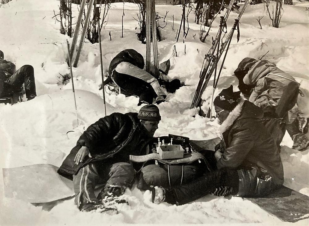Таежный привал| skitour.club| Блог Сергея Чеботова