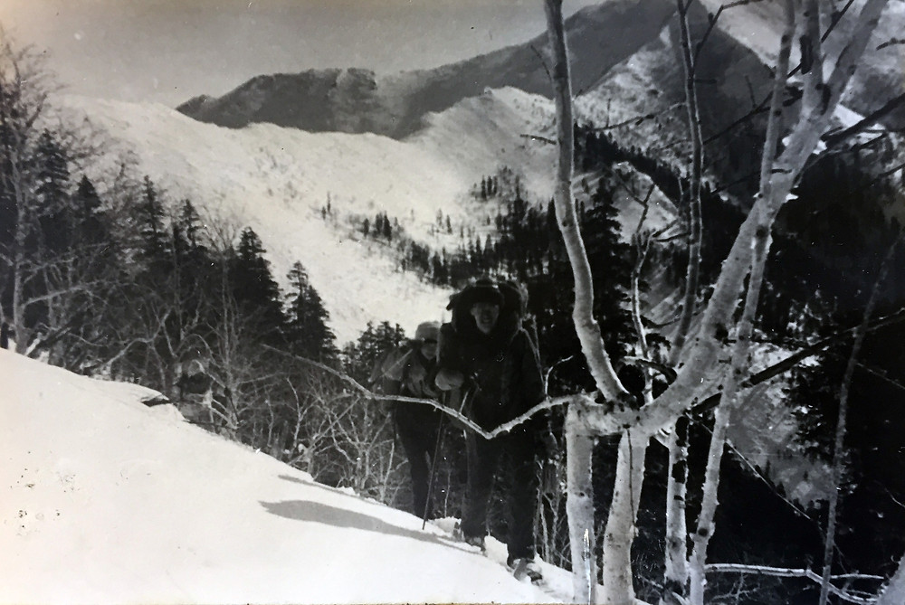 Подъем на перевал  skitour.club  Блог Сергея Чеботова