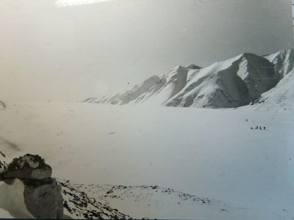 Ледник Большой Мус-Хая| skitour.club| Блог Сергея Чеботова