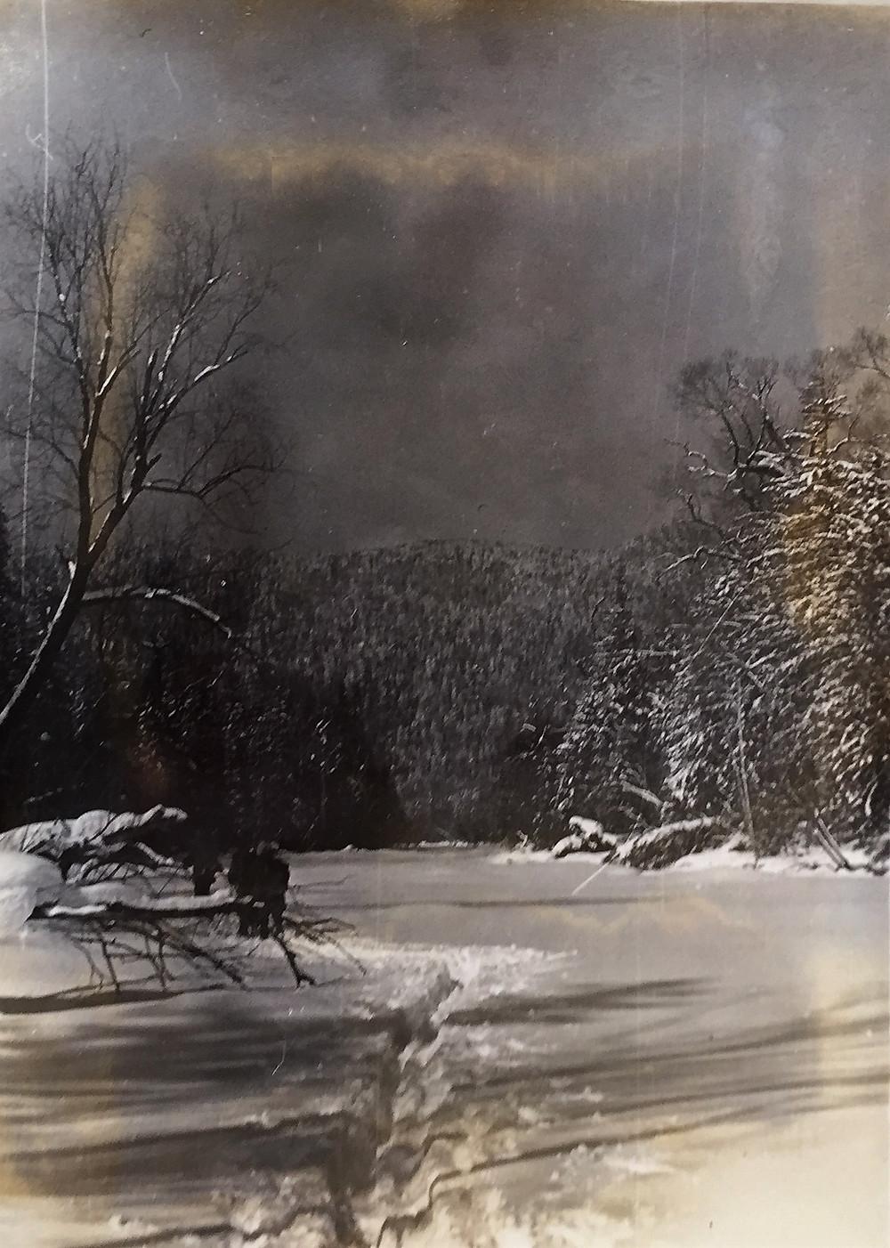 Река Хор  skitour.club  Блог Сергея Чеботова