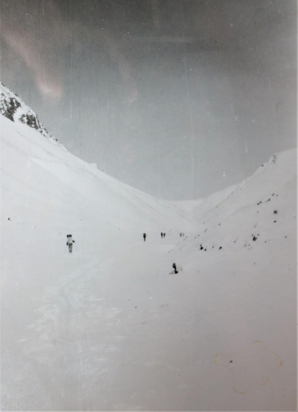Долина реки Хорони| skitour.club| Блог Сергея Чеботова