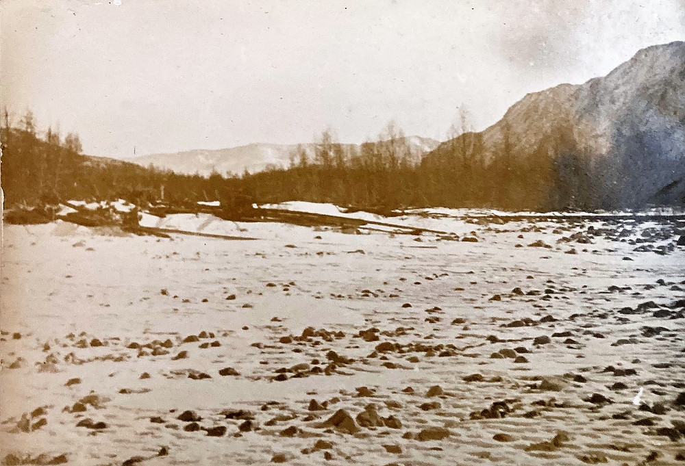 Река Сюльбан| skitour.club| Блог Сергея Чеботова