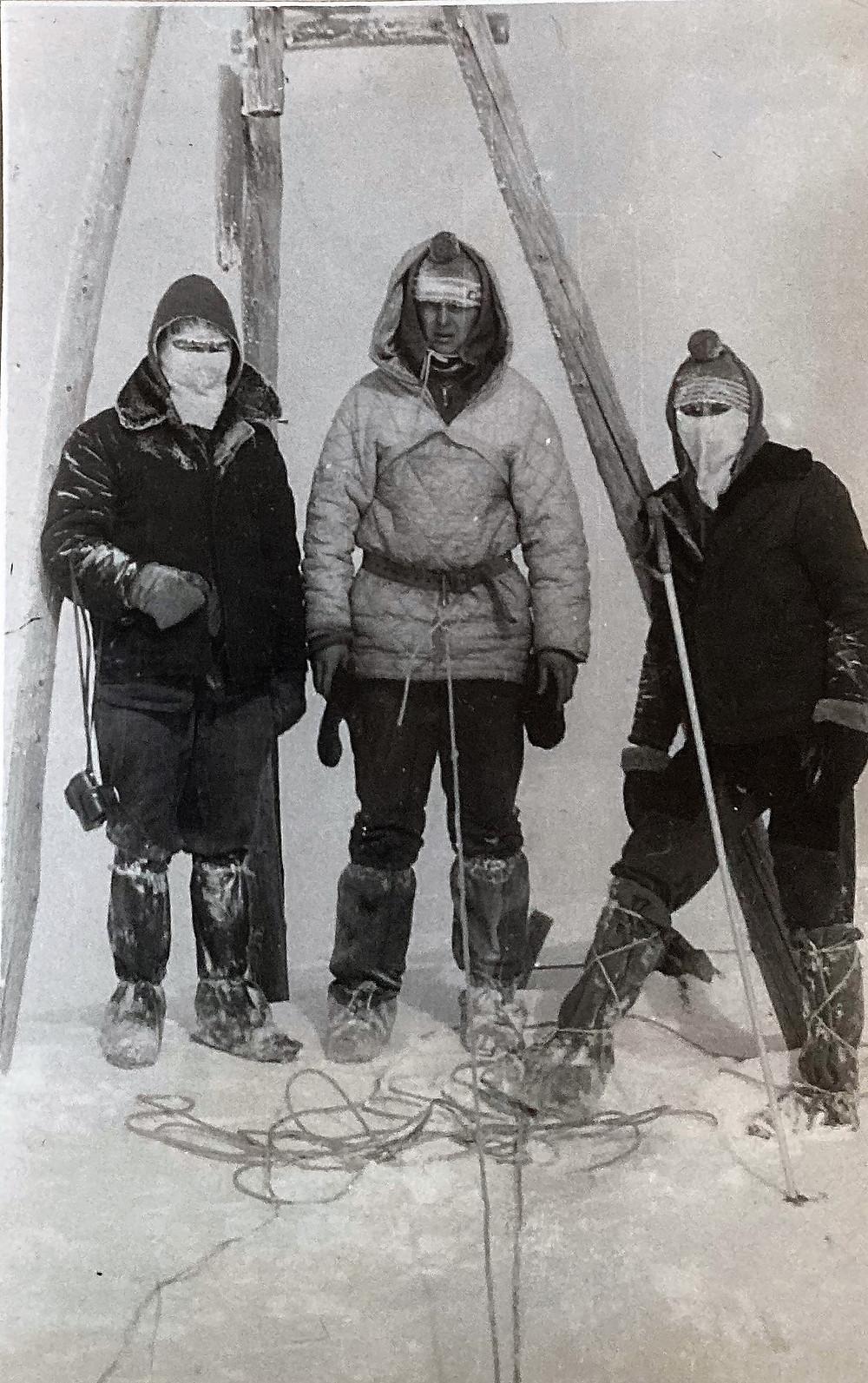 Вершина Харги| skitour.club| Блог Сергея Чеботова