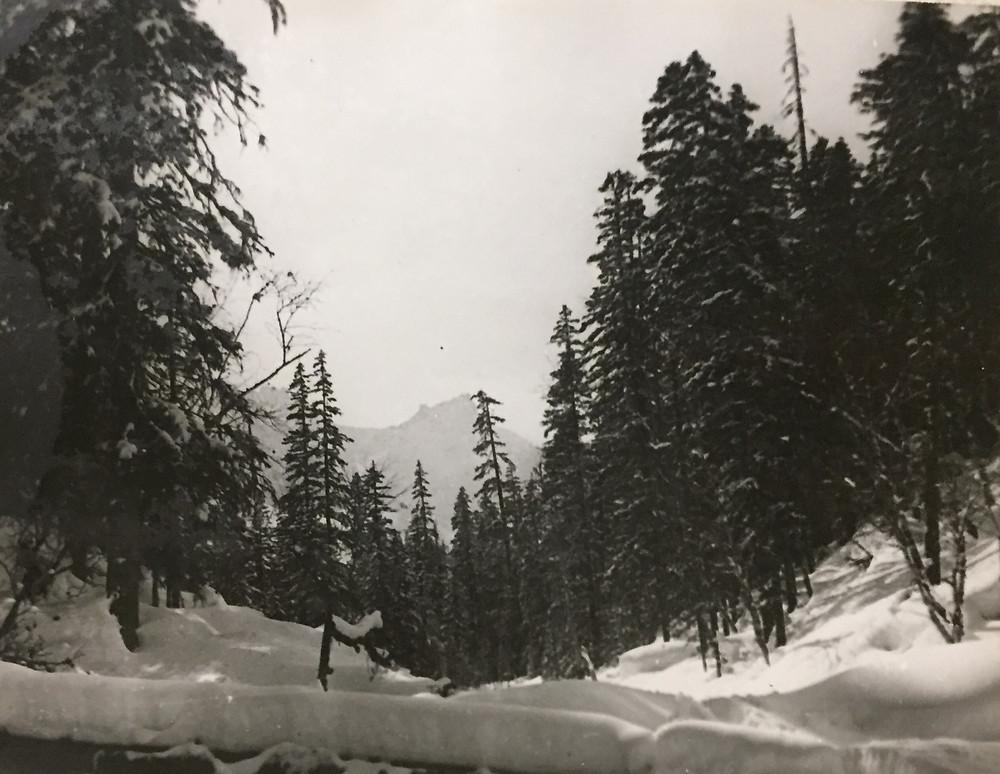 Верховья реки Токолан| skitour.club| Блог Сергея Чеботова