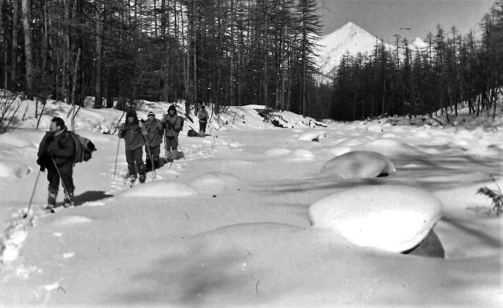 Река Кумусун  skitour.club  Блог Сергея Чеботова