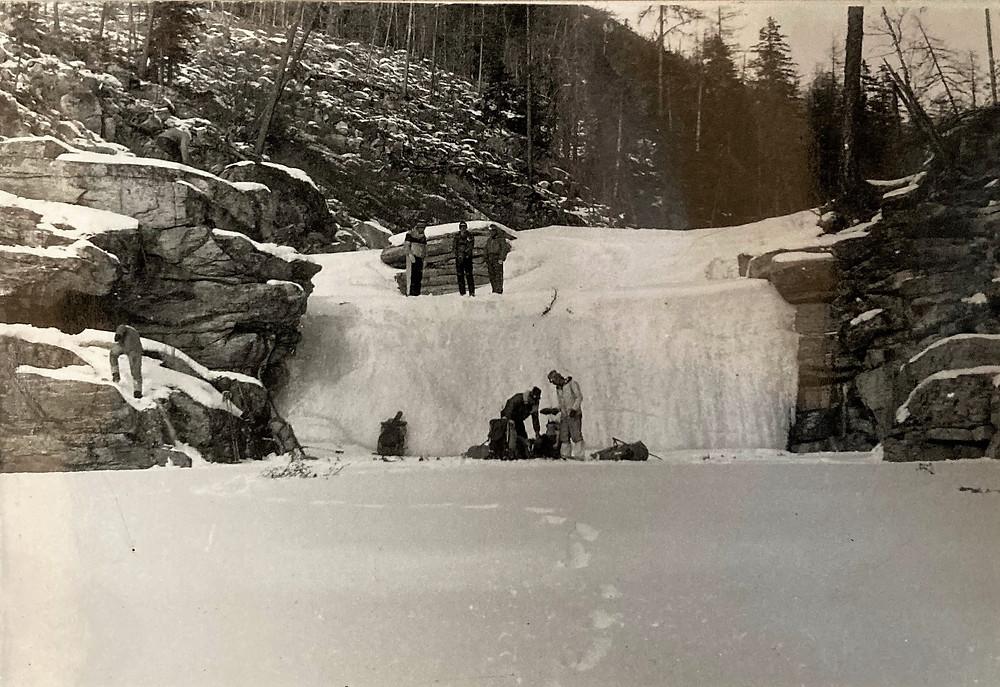 Водопады реки Улгенер| skitour.club| Блог Сергея Чеботова
