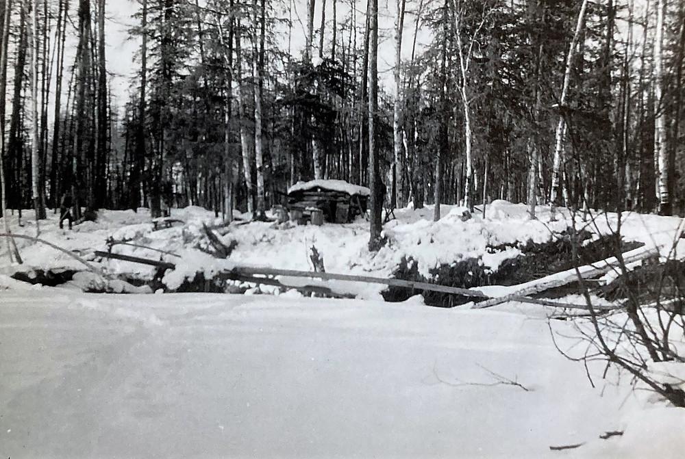 Зимовье на ключе Джело| skitour.club| Блог Сергея Чеботова