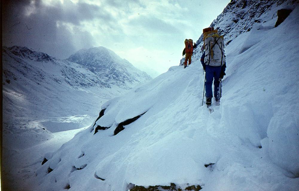 Ригель на ручье Косматый| skitour.club| Блог Сергея Чеботова