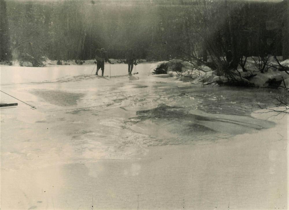 Река Гарби| skitour.club| Блог Сергея Чеботова