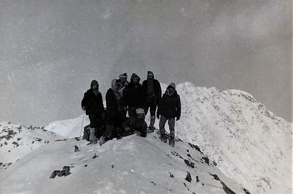 Перевал хребта Эзоп| skitour.club| Блог Сергея Чеботова