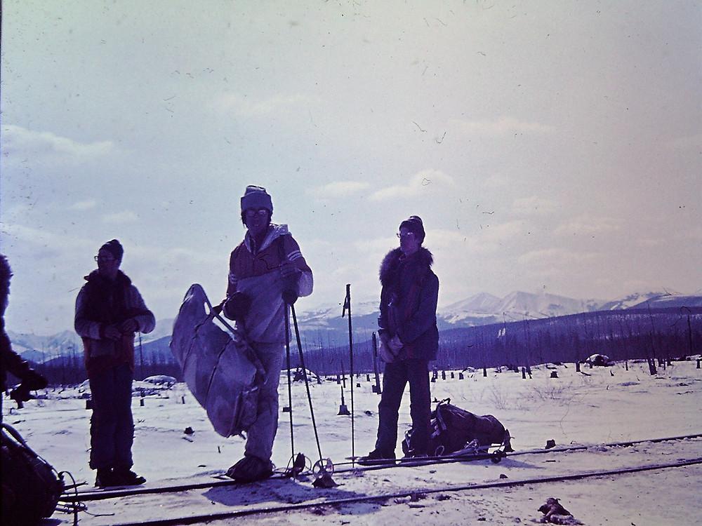 Выходим на БАМ  skitour.club  Блог Сергея Чеботова