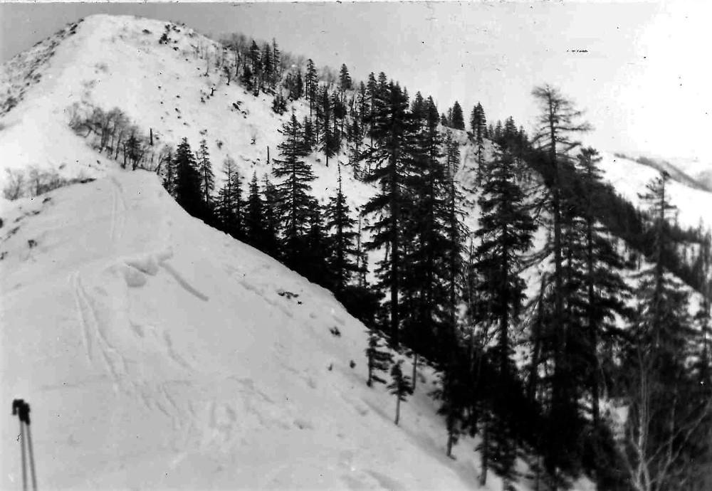Перевал на реку Кути  skitour.club  Блог Сергея Чеботова