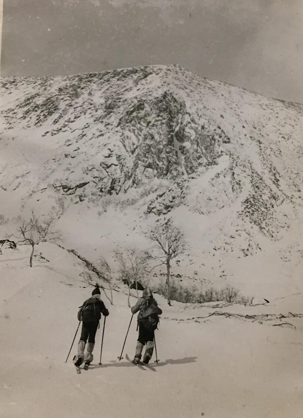 Верховья ручья| skitour.club| Блог Сергея Чеботова